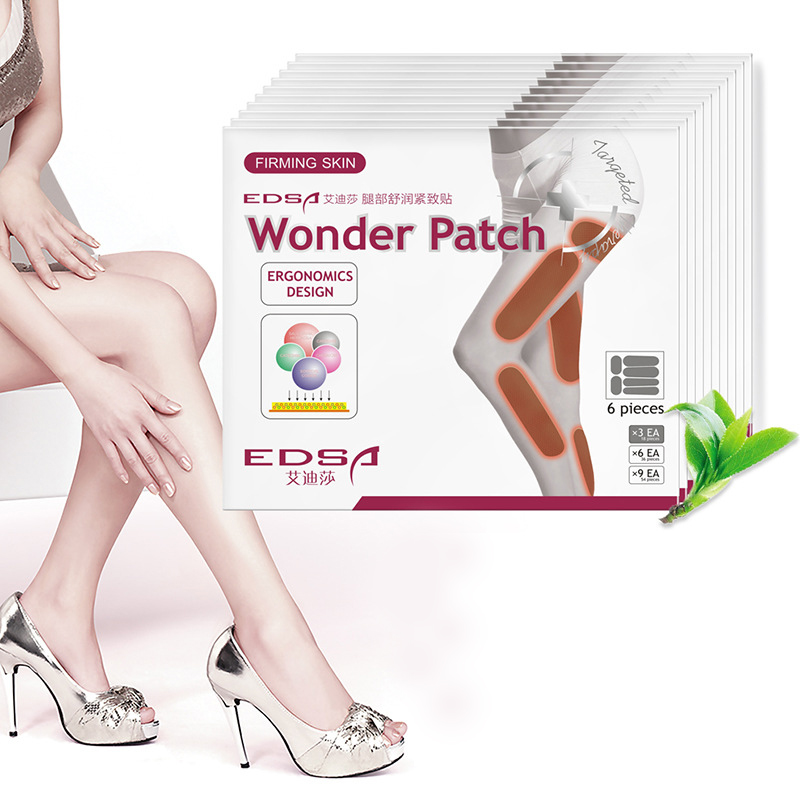 Wonder Slim Patch for Leg and Arm Slimming Products Weight Loss Burn Fat Paster Fat Burning Health Care