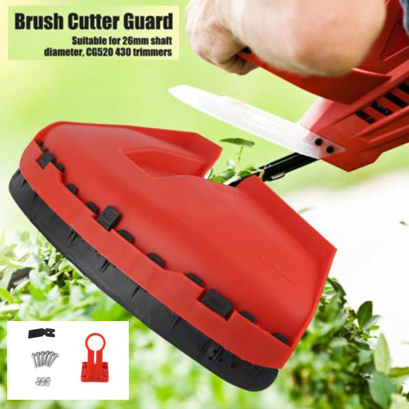 26mm Universal Plastic Guard Shield for Various Strimmer Trimmer Brushcutter26mm Universal Plastic Guard Shield for Various Strimmer Trimmer Brushcutter