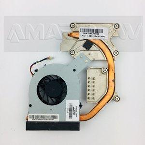 Original free shipping laptop heatsink cooling fan cpu cooler For HP 4520s 4720S CPU heatsink 598677-001(China)