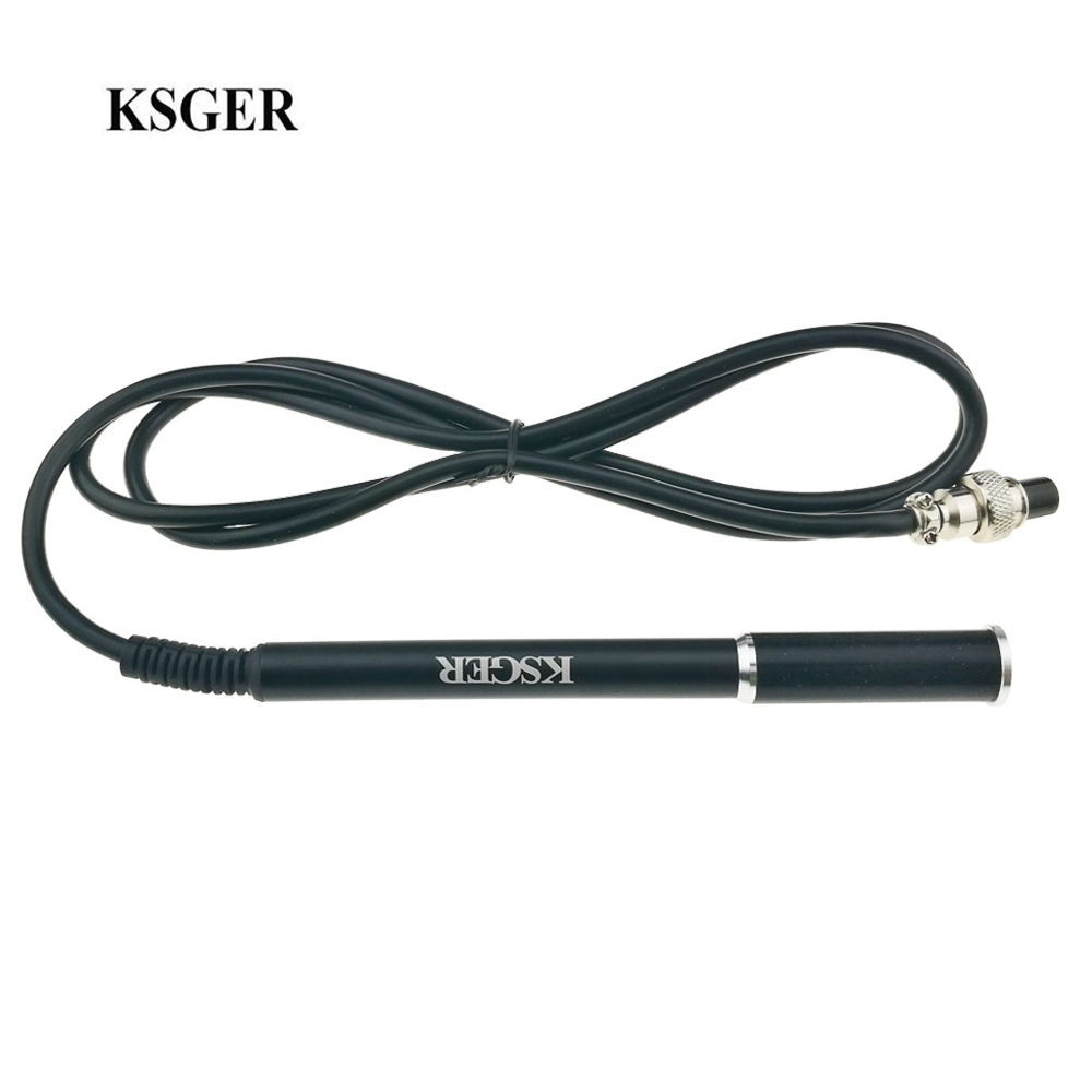 KSGER T12 Aluminum Alloy FX9501 Handle STM32 OLED Soldering Iron Station Welding Tips Repair Electronic Tool
