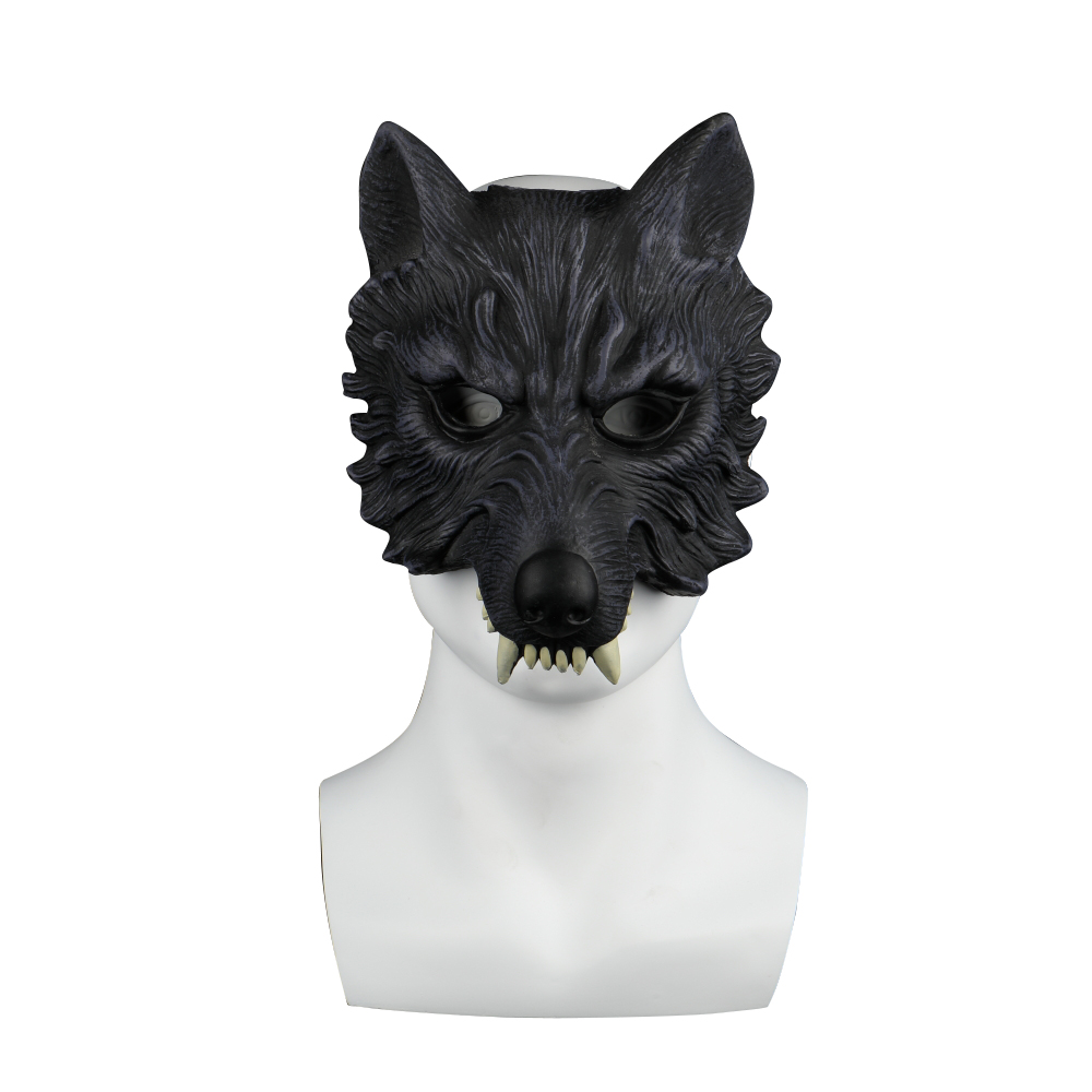 Halloween Animal Performing Bar Horror Mask Men Masked King Face Masquerade Mask Party Masks EVA