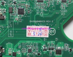 Image 4 - Echtes CN 07NTDG 7 NTDG 07 NTDG DA0UM8MB6E0 Laptop Motherboard Mainboard für Dell Inspiron N4010 Notebook PC