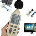 30-130dba/35-130dbc мини-размер WS1361 цифровой тестер звукового давления измеритель уровня шума новый и высококачественный