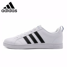 цены на Adidas 2018 Vs Advantage Original New Arrival Men's Skateboarding Shoes Durable Outdoor Sneakers F99256  в интернет-магазинах