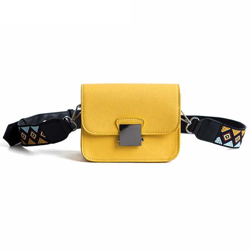 2019 горячая Распродажа Сумка через плечо сумки-мессенджеры женские с откидной крышкой, из искусственной кожи сумки на плечо с двумя ремешками высокого качества bolsa feminina