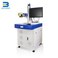 Desktop fiber 30W laser marking machine