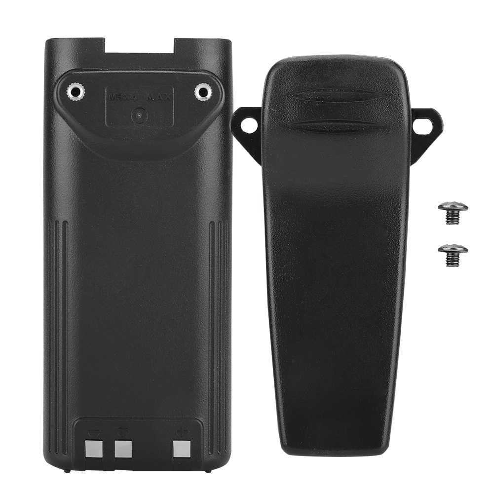 Safe And Reliable 7.2V 1650mAh BP-210N Walkie-talkie Ni-MH Battery For VX-160/VX-180(Black)