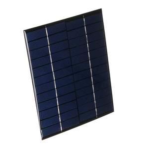 Image 4 - CALTIE 12V 5.2W 165*210 مللي متر مصغرة ألواح شمسية متعدد الكريستالات/ البلورات الايبوكسي مجلس DIY الايبوكسي الكريستالات الخلايا للالهاتف المحمول