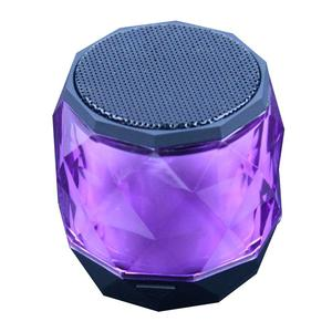 Image 4 - Portable Speaker Wireless Mini Bluetooth Player Small Diamond Shape Subwoofer Stereo Hd Sounds Music Surrounding Devices Home