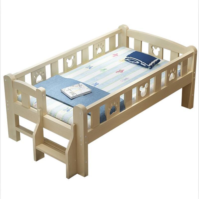 Bois Cocuk Yataklari enfants Lit bébé Louis Yatak bambin en Bois chambre meubles Lit Enfant Cama Infantil Muebles Lit Enfant