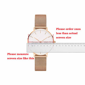 Image 2 - Diameter 22 46mm Round Tempered Glass 9H 2.5D Watch Screen Protector Film for Samsung Huawei Honor AMAZFIT Garmin DW Casio Timex