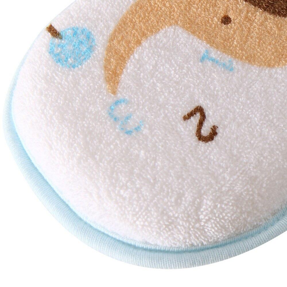 Разноцветная Мочалка для ванной, подушка для купания, хлопковая губка с животными, игрушки, детские банные щетки, милые мягкие Мультяшные пузырьки
