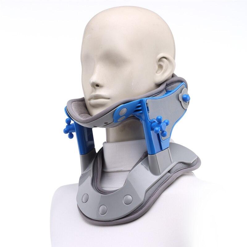 Adult Hot Cervical Vertebra Tool Tractor Medical Home Neck Traction Care Necks Breathable Cervicals Stretching Cervix