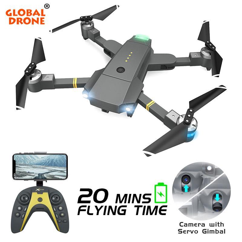 Lagopus XT 1 Plus 20 Mins Flight Duration 5MP FPV WIFI 1080P Drones with Camera HD