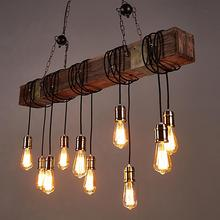 Rosca de bombilla Led Edison Vintage de 4W con filamento de bombillas Led para lámpara ahorro de energía de 6 uds. De Youool, Blanco cálido, CA 110-230V