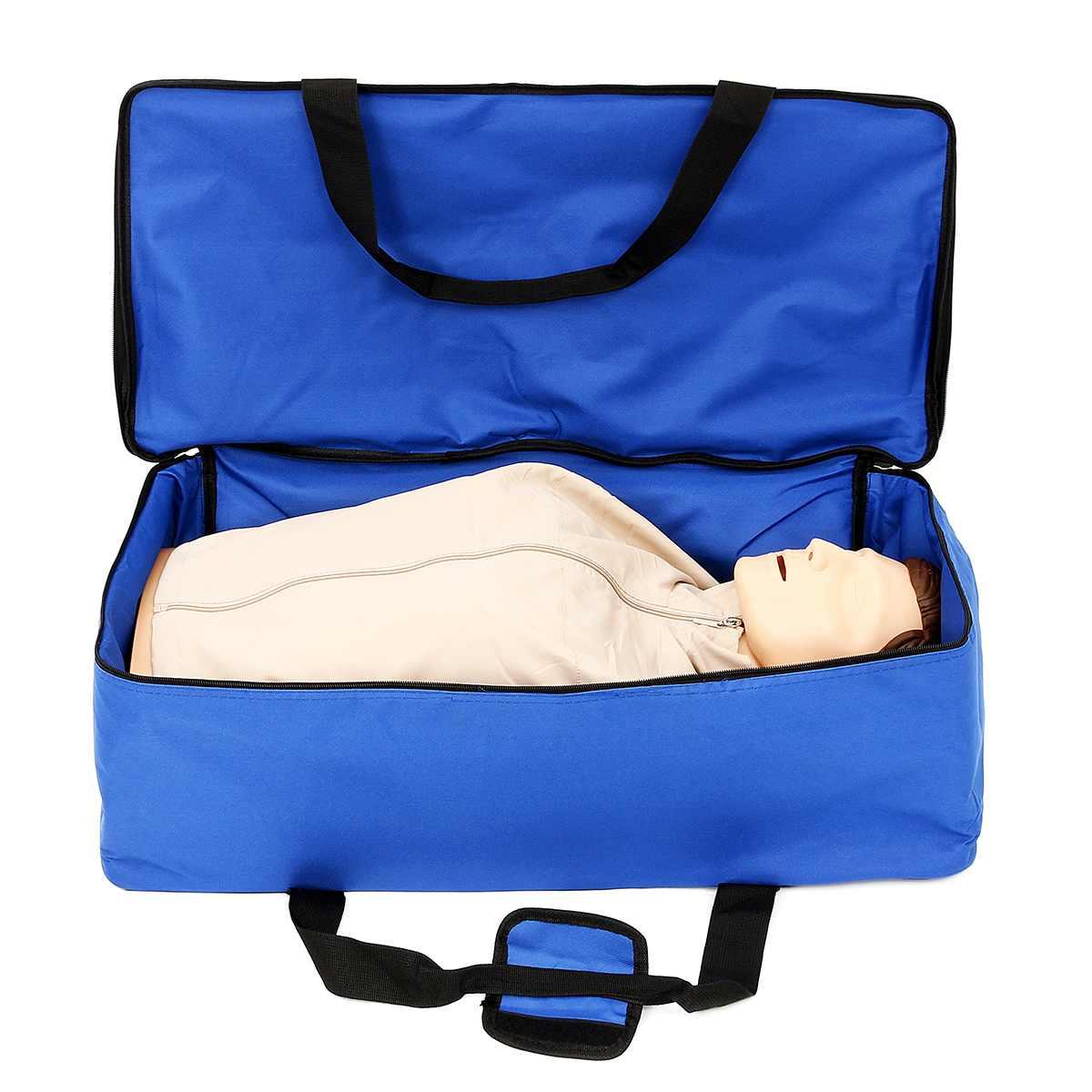 Mannequin de formation en rcr 70x22x34 cm buste Mannequin de formation en soins infirmiers professionnels modèle médical modèle de formation en premiers soins humains nouveau - 6
