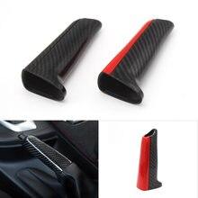 Текстура углерода защитная накладка для салона автомобиля bmw