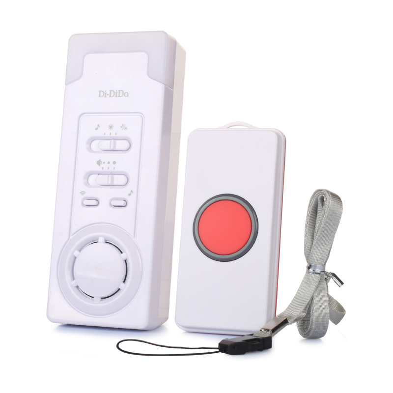 JABS DiDiDa Patient Alert Alarm System Wireless Emergency Call Button