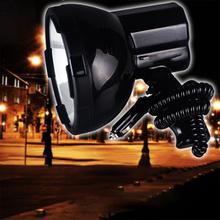 Высокая Мощность Ксеноновая Лампа Открытый Ручной Охота Рыбалка патрульный автомобиль h3 HID прожекторы 35 Вт грыжа прожектор