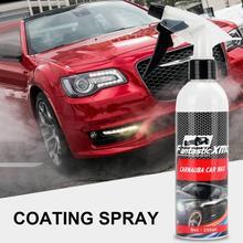 Car coating Nano polished painted car wax imports Nano hydrophobic coating 250ML