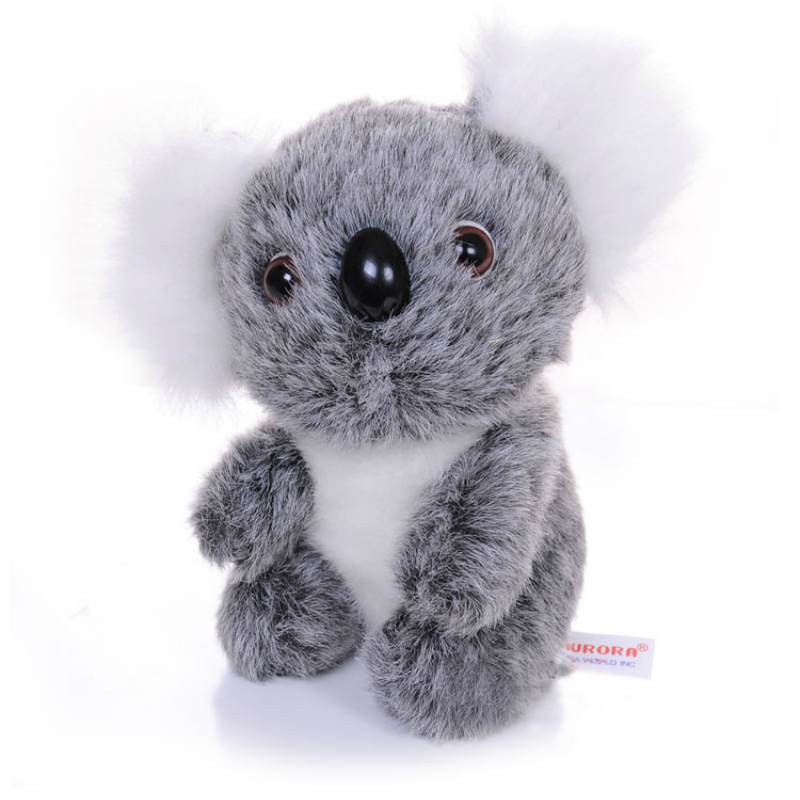 22cm Simulation Of Australia Small Girl Children Plush Koala  Toy Doll Baby  NTDIZ0074
