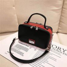 купить New Fashion Crossbody Women Bags 2019 High Quality Luxury Handbags Female Ladies Bags Designer Women's Shoulder Bag Sac A Main по цене 1055.94 рублей