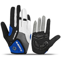 New Spring Autumn Cycling Gloves Outdoor Sports Skiing Climbing Full Finger Gloves Unisex Mittens Luvas De Ciclismo Gloves
