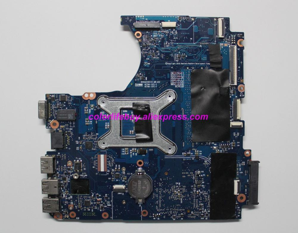 Image 2 - Genuine 658333 001 6050A2465101 MB A02 Laptop Motherboard Mainboard for HP 4430S Series NoteBook PC-in Laptop Motherboard from Computer & Office