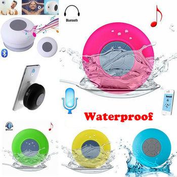 Bluetooth Shower Speaker Waterproof 2