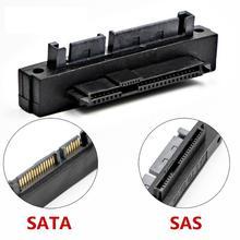 Main Board Small Port SAS Hard Disk Adapter SFF 8482 To SATA 22 Pin Adapter Card Computer Supplies Drop Ship #Y2