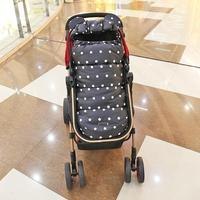 Winter Warm Baby Stroller Sleeping Bag Waterproof Newborn Infant Wheelchair Zipper Robe Sleepsacks Baby Stroller Accessories