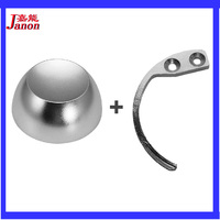 1pc 12000GS Magnetic EAS Security Tag Golf Detacher/Opener/Remover+1pc Handheld Portable Mini Key Hook Detacher Free Shipping