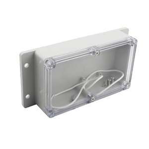 Image 5 - NEW DIY ABS Project Box IP65 Small Electronics Enclosure Plastic Enclosure Waterproof Junction Box Switch Box Six Size