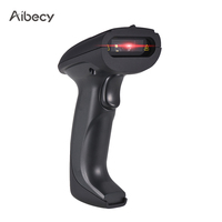 Aibecy USB проводной сканер штрихкодов Ручной 2D 1D сканер для считывания штрих-кода ударопрочность совместимый для pos-системы