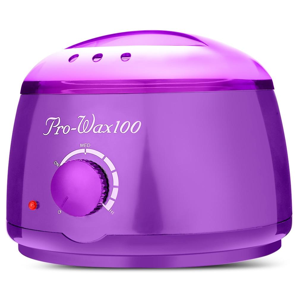 Hair Removal Tool epilator Warmer Wax Heater Professional Mini SPA Hand Epilator Feet Paraffin Wax Machine Temperature Control