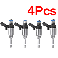 Metal Fuel Injector For Bosch/Audi Passat/Volkswagen 06H906036H 06H906036G 1.8T Gen 8.7x4.4cm Auto Replacement Parts