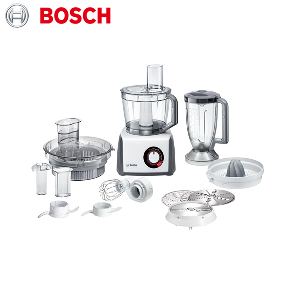Food Processors Bosch MCM64051 home kitchen appliances machine tools automatic cooking assistant panasonic mx ac400wtq food processors for grinding and mixing products chef home kitchen cooking mixer multifunction