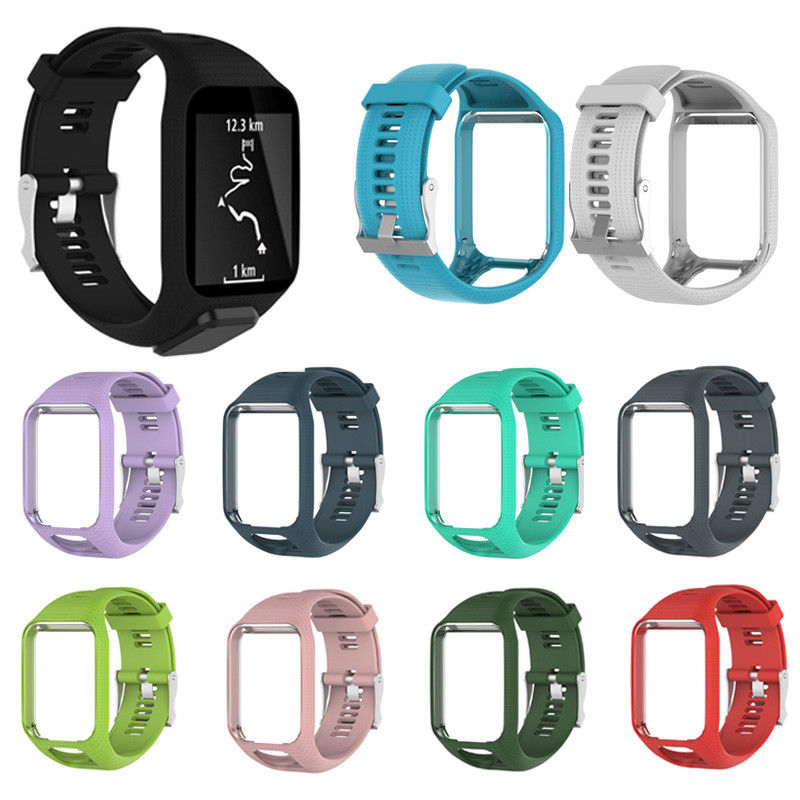For Fitbit tomtom2/3 Wrist Straps Wristbands, Best Replacement Accessory Smart Watch Band