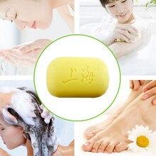 Sale Shanghai Sulfur Soap Anti Fungus Cure Acne Stop Itching kerastase cure anti chute