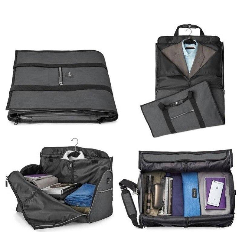 2 in 1 Garment + Duffle Bag 1
