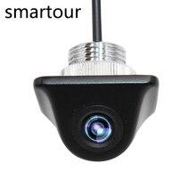 Smartour Universale Auto Videocamera vista posteriore di Parcheggio in Retromarcia di Backup Della Macchina Fotografica HD Impermeabile Anti-fog Visione Notturna della Macchina Fotografica Auto