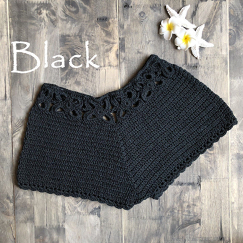 Women Crochet   Shorts   Summer Sexy Beach Swimming Surf Board Casual   Shorts   HOT