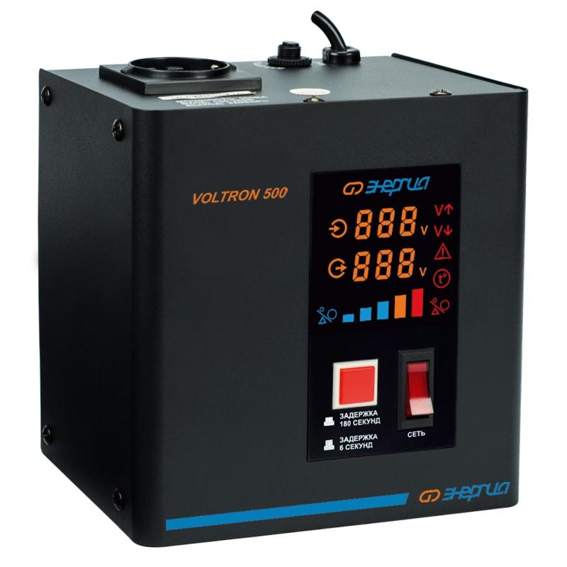 Voltage stabilizer Energy VOLTRON-500