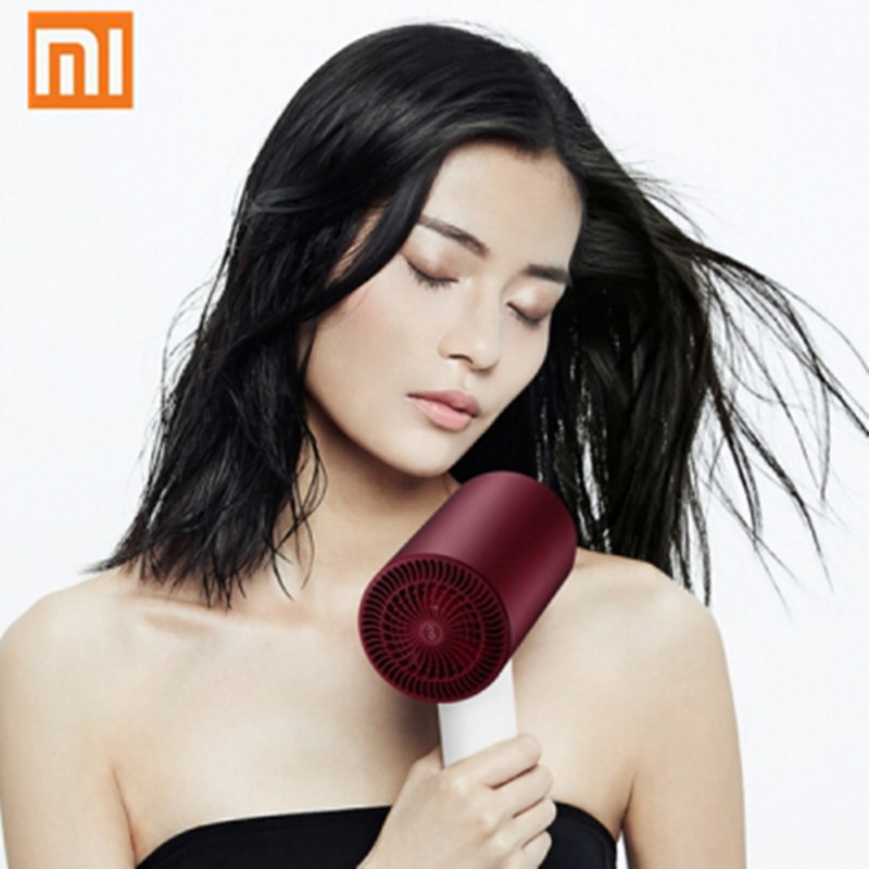 Image 2 - 2018 New Xiaomi Soocare Soocas H3S Anion Hair Dryer Aluminum Alloy Body 1800W Air Outlet Anti Hot Innovative Diversion Design-in Hair Dryers from Home Appliances