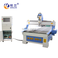 China Cnc Router/ 3 Axis Milling Machine For Wood Mdf Plastic 1325