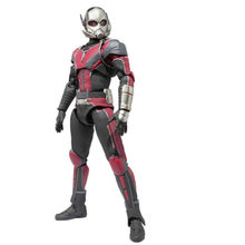 YR-03 vingadores super herói figuarts antman homem formiga e a vespa pvc action figure collectible modelo e o brinquedo(China)