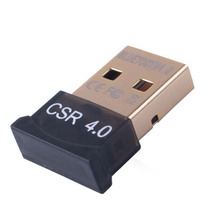 Sunrose Wireless Usb Bluetooth 4.0 Adapter Dongle Music Sound Receiver Transmitter For Pc Laptop C