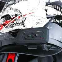Notfall 2 teile/paket V6 Clip Metall Halterung Geeignet Für V6 V4 Motorrad BT Bluetooth Sprech Kopfhörer Helm Walkie Talkie