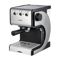 Best Sell BARSETTO muti function italy type espresso coffee maker machine with high pressure for home use EU Plug