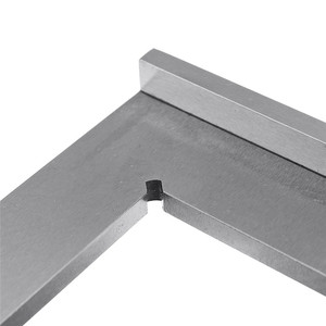 Image 5 - 50x40/75x50/100x70mm Machinist Square 90 Degree Right Angle Engineer Set with Seat Precision Ground Steel Hardened Angle Ruler